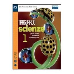 TRAGUARDO SCIENZE CLASSE 1 - LIBRO MISTO CON OPENBOOK VOLUME + EXTRAKIT + OPENBOOK + QUADERNO Vol. 1