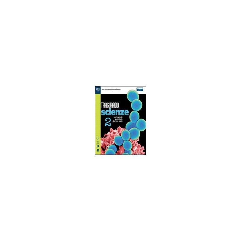 TRAGUARDO SCIENZE CLASSE 2 - LIBRO MISTO CON OPENBOOK VOLUME + EXTRAKIT + OPENBOOK Vol. 2