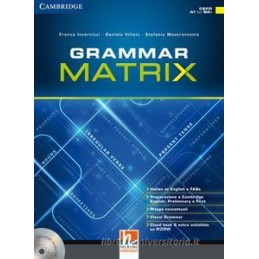 GRAMMAR MATRIX SENZA CHIAVI GRAMMAR MATRIX CON CD-ROM/AUDIO CD Vol. U