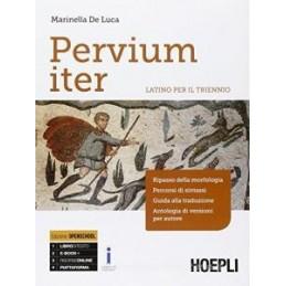 PERVIUM ITER LATINO PER IL TRIENNIO Vol. U