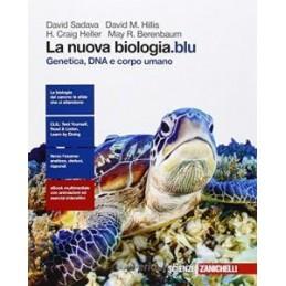 NUOVA BIOLOGIA BLU (LA) - GENETICA, DNA E CORPO UMANO (LDM)  Vol. U