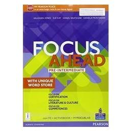 FOCUS AHEAD PRE-INTERMEDIATE  Vol. U