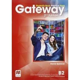 GATEWAY B2   2ED INTL - ITALY PK STUDENT`S BOOK + WORKBOOK+OWB+DIGITAL SB+DIGITAL CONTENTS Vol. U
