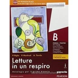 LETTURE IN UN RESPIRO B CON PERCORSO I PROMESSI SPOSI  Vol. 2