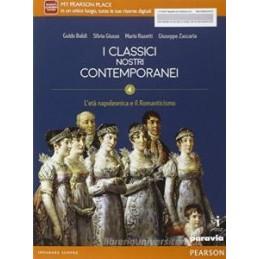 CLASSICI NOSTRI CONTEMPORANEI 4  Vol. 4