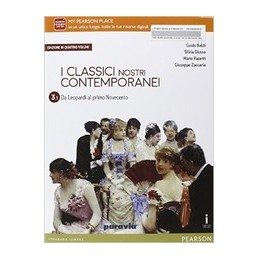 CLASSICI NOSTRI CONTEMPORANEI ED  IN QUATTRO VOLUMI 3/1  Vol. 3
