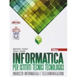 INFORMATICA PER ISTITUTI TECNICI TECNOLOGICI C  Vol. 3