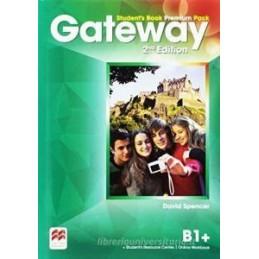 GATEWAY B1+   2ED INTL - ITALY PK STUDENT`S BOOK + WORKBOOK+OWB+DIGITAL SB+DIGITAL CONTENTS Vol. U