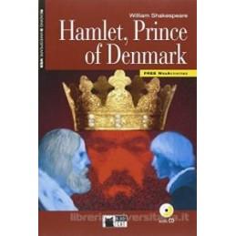HAMLET, PRINCE OF DENMARK BOOK + AUDIO CD Vol. U