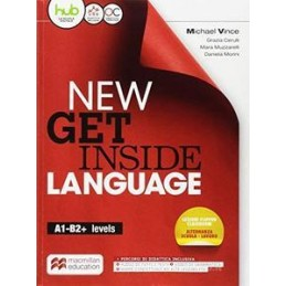 NEW GET INSIDE LANGUAGE STUDENT`S BOOK + HUB BOOK + MPO Vol. U