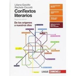 CONTEXTOS LITERARIOS 2ED  - VOLUME UNICO (LDM)  Vol. U