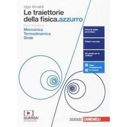 TRAIETTORIE DELLA FISICA AZZURRO 2ED  (LE) - VOLUME SECONDO BIENNIO (LDM) MECCANICA, TERMODINAMICA,