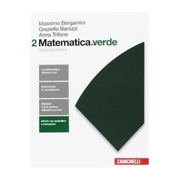 MATEMATICA.VERDE 2ED. - VOLUME 2 (LDM)  Vol. 2