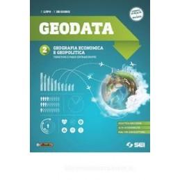 GEODATA 2 GEOGRAFIA ECONOMICA E GEOPOLITICA - TERRITORI E PAESI EXTRAEUROPEI Vol. 2