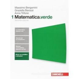 MATEMATICA.VERDE 2ED. - VOLUME 1 (LD)  Vol. 1