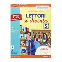 LETTORI SI DIVENTA PLUS 3  Vol. 3