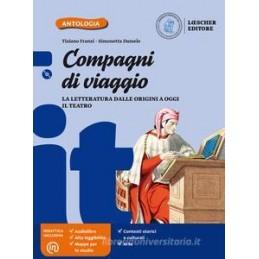 COMPAGNI DI VIAGGIO LETTER+CDROM+TEMPO  Vol. U