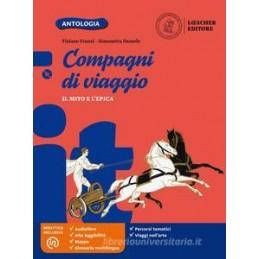 COMPAGNI DI VIAGGIO MITO E EPOCA+CDROM  Vol. U