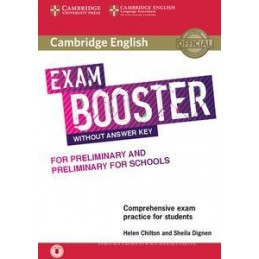 EXAM BOOSTER FOR PRELIMINARY SCHOOLS WITH AUDIO
