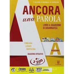 ANCORA UNA PAROLA VOLUME A+B