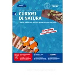 CURIOSI DI NATURA 1 VOLUME 1