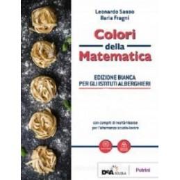 COLORI DELLA MATEMATICA - EDIZIONE BIANCA VOLUME 2 + EBOOK + QUADERNO DI INCLUSIONE E RECUPERO 2