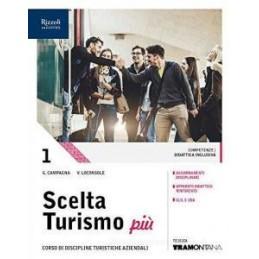 SCELTA TURISMO PIU` - LIBRO MISTO CON HUB LIBRO YOUNG VOL. 1 + HUB YOUNG + HUB KIT