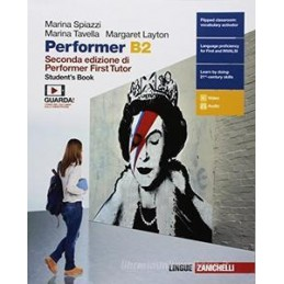PERFORMER B2 2ED. DI PERFORMER FIRST TUTOR - CONF. STUDENT`S BOOK + WB (LDM)
