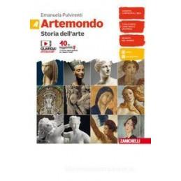 ARTEMONDO  - CONFEZIONE VOLUME A + ALBUM (LDM) STORIA DELL`ARTE + 50 CAPOLAVORI PER IMPARARE DAI MAE