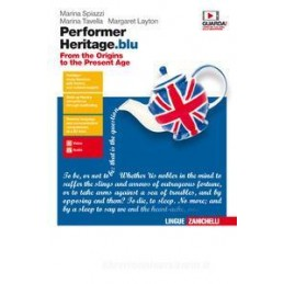 PERFORMER HERITAGE.BLU  - VOLUME UNICO (LDM) FROM THE ORIGINS TO THE PRESENT AGE