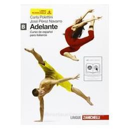 ADELANTE B +CD