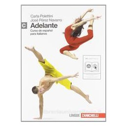 ADELANTE C +CD