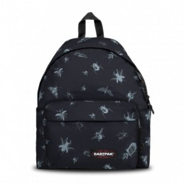 ZAINO EASTPAK BUGGED BLACK