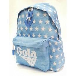 ZAINO GOLA HARLOW VINTAGE STARS CUB709 BLUE