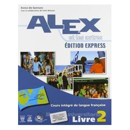 ALEX ET LES AUTRES ED.EXPRESS 2 +CAH.+CD