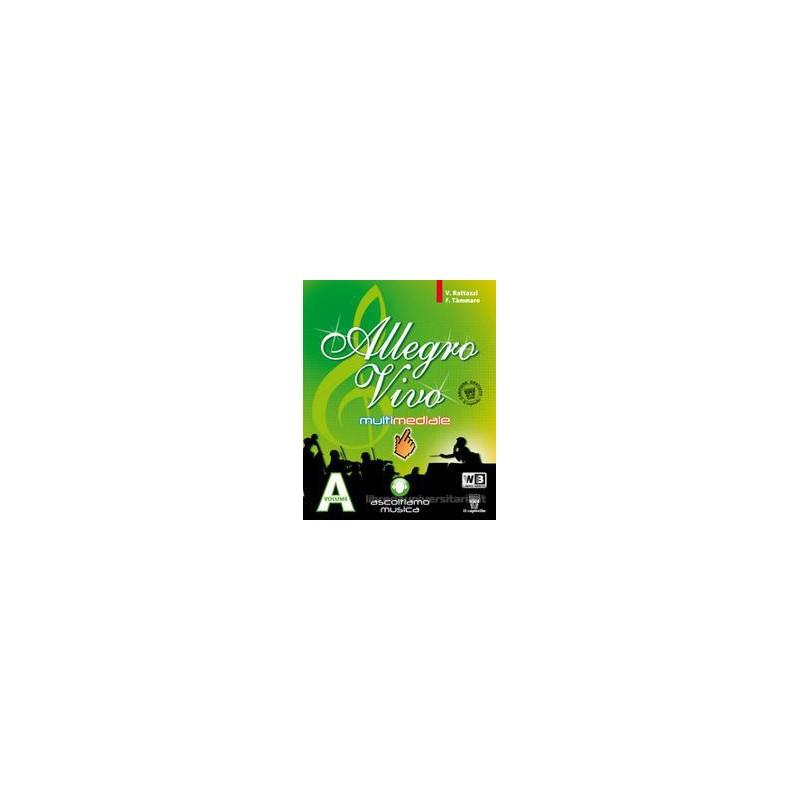 ALLEGRO VIVO A+B +DVD