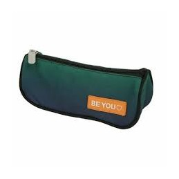 BUSTINA OVALE BE YOU VERDE-BLU