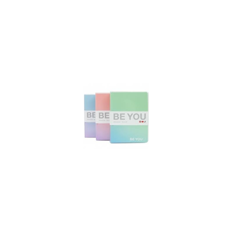 DIARIO BE YOU 2020 COLORI SFUMATURA POCKET