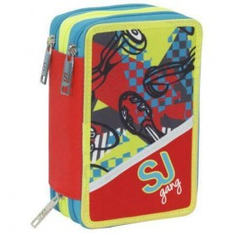 ASTUCCIO 3 ZIP BOY SJ GANG