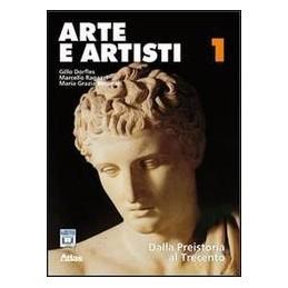 ARTE E ARTISTI 1  PREISTORIA TRECENTO