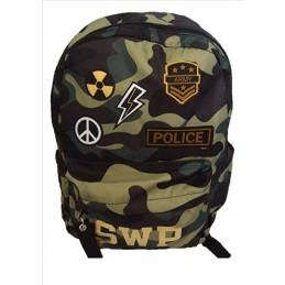 ZAINO SWIPE CAMU POLICE