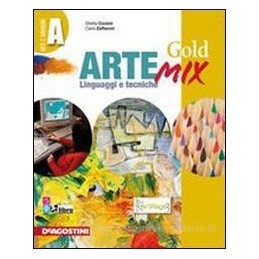 ARTE MIX (A+B+C) +CD ROM +LIBRO DIGITALE