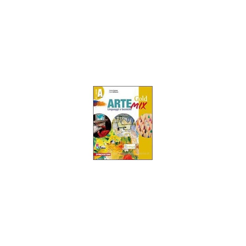 ARTE MIX (A+B+C) +CD ROM +LIBRO DIGITALE