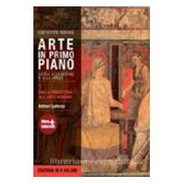 ARTE IN PRIMO PIANO 1  PREIST. ARTE ROM.