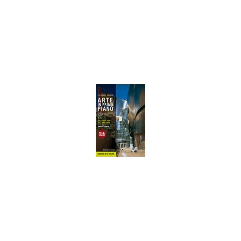 ARTE IN PRIMO PIANO 5  TARDO `800 2000
