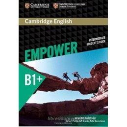 EMPOWER EMPOWER B1+ INTERMEDIATE