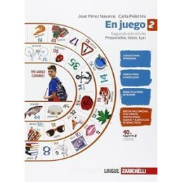 EN JUEGO - VOLUME 2 (LDM) SEGUNDA EDICION DI PREPARADOS, LISTOS, YA! Vol. 2