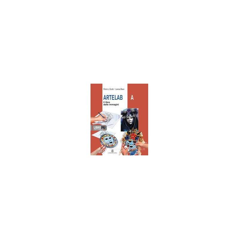 ARTELAB (A+B)  LIBRO IMMAGINI+LIBRO ARTE
