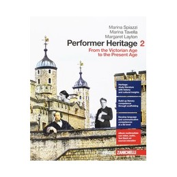 PERFORMER HERITAGE - VOLUME 2 (LDM) FROM THE VICTORIAN AGE TO THE PRESENT AGE Vol. 2