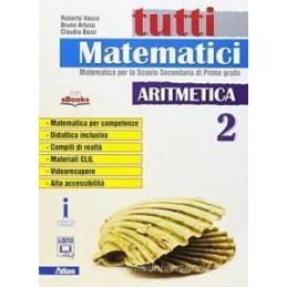 TUTTI MATEMATICI 2  Vol. 2